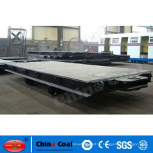 20T loading capacity mining flat rail car Chinacoal Group