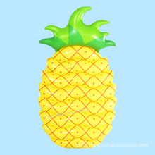 Inflatable Pineapple pool bed