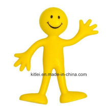 Hotsale Yellow Smile Мужчины Изгибы, DIY Сгибаемые игрушки