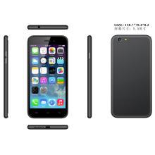 5,5-дюймовый qhd 960*540 IPS и МТК 6572 1.0 г процессор, Front0.3МП/ Rear2.0 MP смартфон