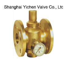 Flanged Brass Pressure Reducing Valve for Water