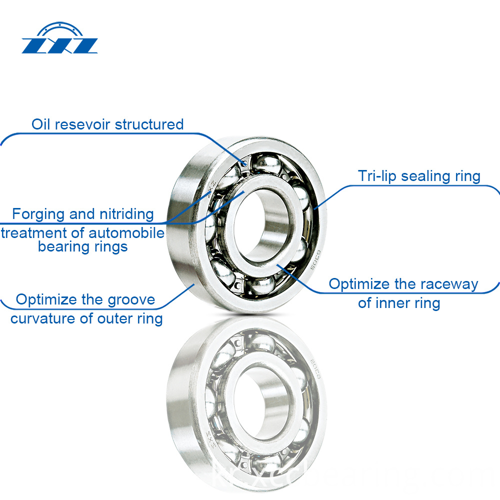 Automotive Bearings Electric Car Transmission Bearings 3