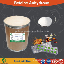 Betaine anhydrous powder (glycine betaine) food/pharma/feed/cosmetic grade