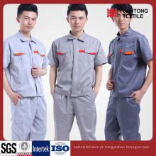 Tecidos de alta qualidade 100% algodão sarja Workwear