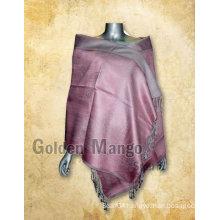 Paisley pashmina shawl