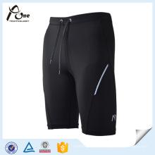 Fitness porter des femmes en gros Spandex Compression Shorts
