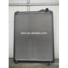 High quality Hino 700 radiator aluminum core radiator OE:16041-E0050