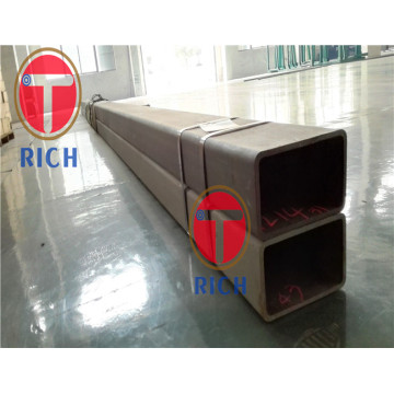 Mild Steel square ERW MS Pipe Grade S275JR