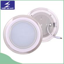Прохладный белый AC85-265V светодиодный квадратный свет панели света
