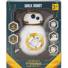 Tumbler Star Wars música elétrica Light Toy Toy Walkrobot