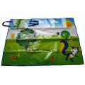 Reusable Foldable PP Laminated Woven Beach Mat