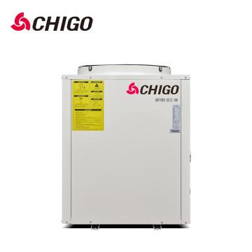 Ar do compressor E71 do inversor da CC de 5000w 5kw 8kw 65kw para molhar as bombas do permutador de calor para o refrigerar de aquecimento da piscina