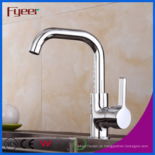 Fyeer Atacado Barato Brass Kitchen Sink Faucet