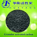 4mm 1000 Jodwert säulenförmiger Aktivkohlefilter