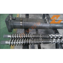Conical Screw and Barrel