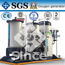Промышленное оборудование для производства кислородного газа (ПО)