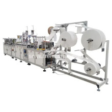 KN95 N95 Mask Semi-Automatic Face Mask Machine