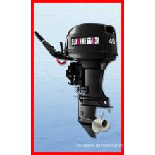 2-Takt-Außenbordmotor für Marine- und leistungsstarke Außenbordmotoren (T40BMS)