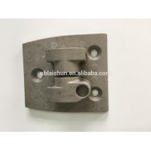 Chinsese fabricação OEM / ODM Alto vácuo fundição Alumínio Liga