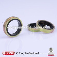 Easy to use plastic bottle cap seal