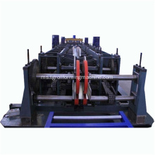 Automatik Galvanized Steel Cable Tray Manufactur Machine