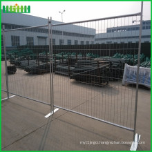 temporary no dig fence