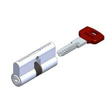 Pc key Pin tumbler lock