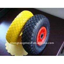 PU пены резиновые колеса