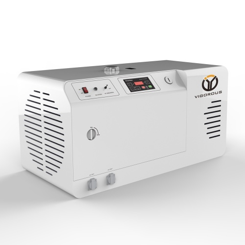12KW Industrial Silent Gas Powered Electric Generator