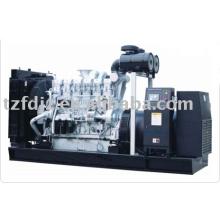 Open type diesel generator for Mitsubishi