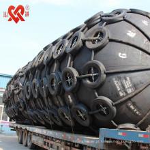 Peças sobresselentes marinhas do elevado desempenho da certificação de CCS do pára-choque inflável do navio