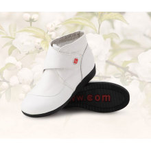 ladies cheap wholesale work boot safety fashion leather women boot