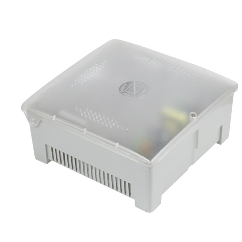 Alimentatore in plastica con backup 17AH BAT