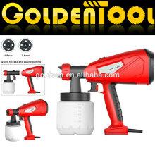 500w Professional Handheld HVLP Paint Painting Spraying Spray Gun Machine Tools Electric Power Sprayer