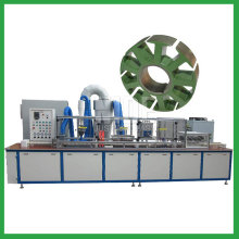 epoxy polyester powder coating machine for armature rotor