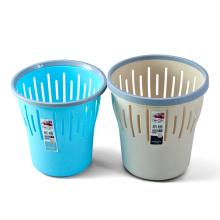 Plastic Open Top Trash Bin