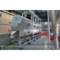 Borax Getaran Fluidizing Bed Drying Machine