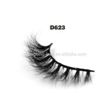 100% siberian mink , 3D mink eyelash extension for reseller D623
