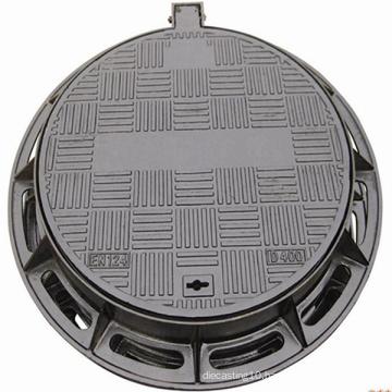 OEM China Cast Iron Round Manhole Cover