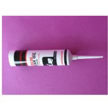 Tubo redondo de la boquilla de 75ml para la industria