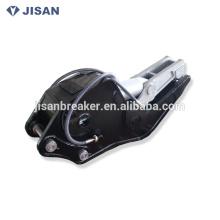 cisaillement hydraulique / concasseur et pulvérisateur pour excavatrice