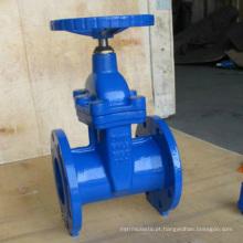 China fez a válvula de porta manual de aço de alta qualidade DIN3202 5K do baixo preço do preço
