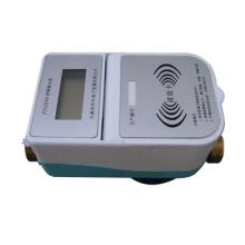 DN15 DN20 DN25 Cartão IC medidor de água inteligente pré-pago de latão