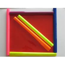Microprism folhas reflexivas do PVC / TPU / PC