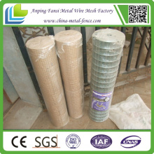 Galvanized and PVC Coated Brc Welded Wire Mesh to Newzealand