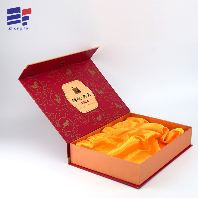 Customized Cardboard Folding Packaging Box