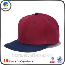 New Design custom hip hop hats
