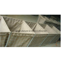 PP Non Woven Geotextile Used on Gabion with Stone