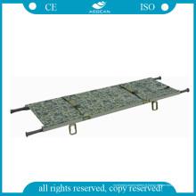 Civière escamotable de planche d'épine de civière d'hôpital d'AG-2d