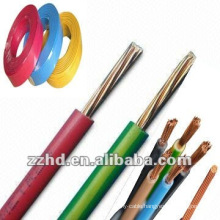 2012 new product different types of outdoor electrical wire